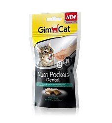 GIMCAT Nutri Pockets Dental 60g