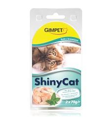 ShinyCat kuře+kreveta (2x70g)