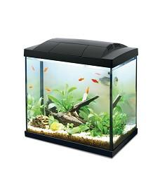Hailea LED akvárium K30 černé