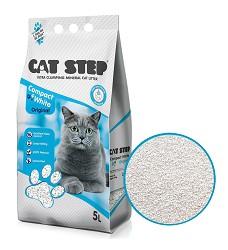 Cat Step Compact White Original 5l