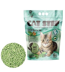 Cat Step Tofu Green Tea 2,7kg, 6l