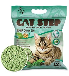 Cat Step Tofu Green Tea 5,4kg