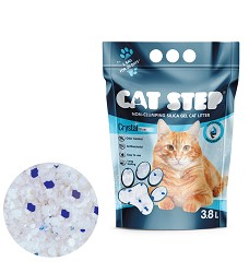 Cat Step Crystal Blue 1,67kg / 3,8l