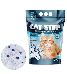 Cat Step Crystal Blue 3,34kg, 7,6l