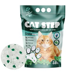 Cat Step Crystal Fresh Mint 1,67kg / 3,8l
