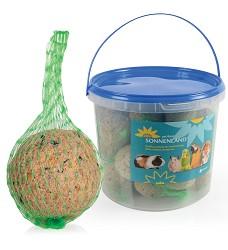 Sonnenland kbelík - lojové koule 3 kg (30ks)
