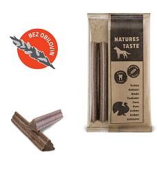 Natures Taste GF Dental sticks (krůtí) 7ks 140g