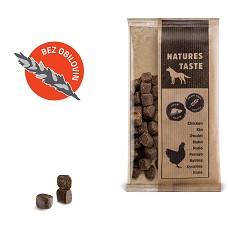 Natures Taste GF Liver Snack (játra) 100g