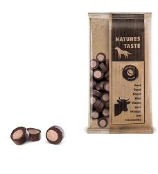 Natures Taste Coconut Snack (kokos, hovězí) 100g
