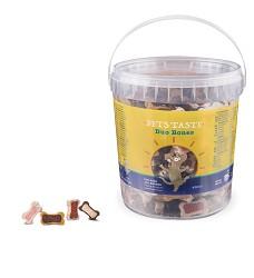 Pets Taste Bucket Duo Bones, kbelík 450g