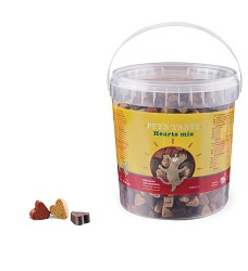 Pets Taste Bucket Hearts Mix, kbelík 450g