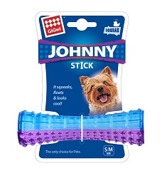 GiGwi Johnny Stick Small aport modro/purpurový