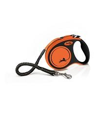 flexi Xtreme S pásek 5m/20kg, oranžová
