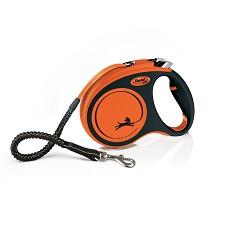 flexi Xtreme M pásek 5m/35kg, oranžová