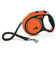 flexi Xtreme L pásek 5m/65kg, oranžová