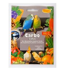 Carbo Sanit na úpravu trávení exotů, 50g