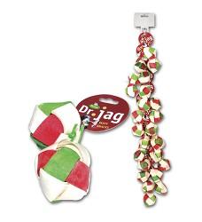 Dr.Jag - míčky splétané velké, 12x 2ks