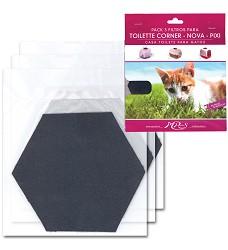 Filtr pro WC Pixie, Nova a Mega Corner 1ks (3ks/bal)