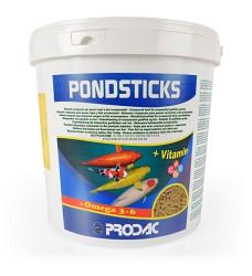 Prodac Pondsticks, kbelík 1,2 kg