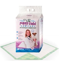 Puppy Field Sanitary pads 25ks